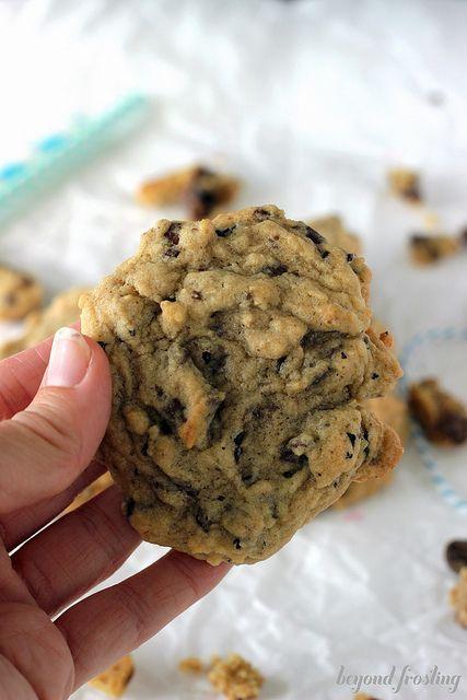 Chocolate Espresso Bean Cookies | Cookies | Pinterest