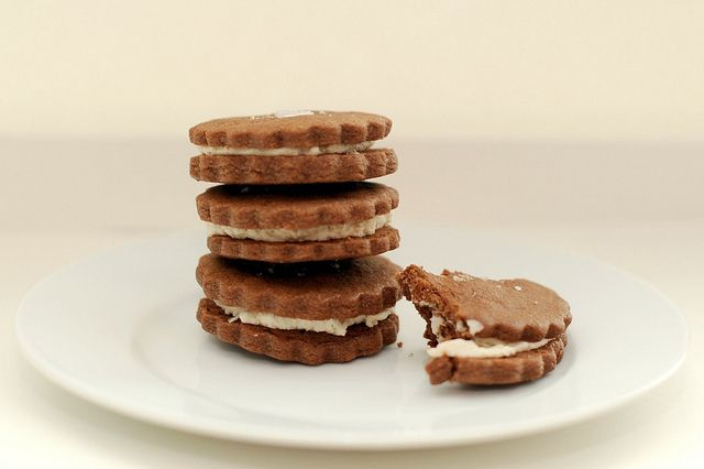 salt amp pepper sandwich cookies from sassy radish