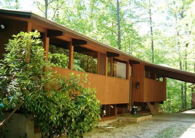 Deck House Architecture Pinterest