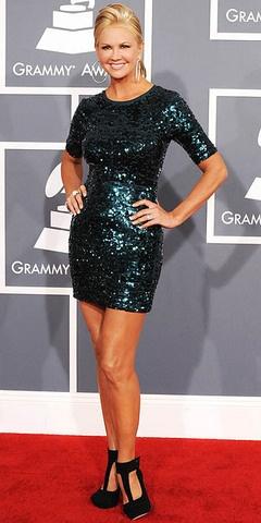 Want this dress nancy o dell fashion grammys