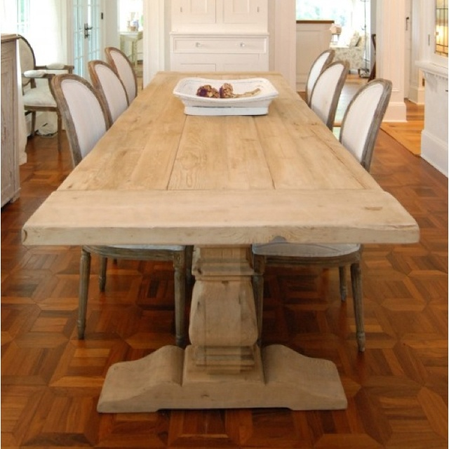 Dining Room Table Restoration Hardware Our New Home