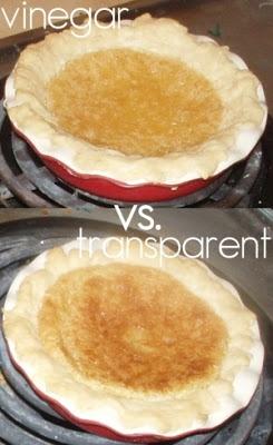 Vinegar Pie vs. Transparent Pie: smackdown! | Wayward Girls' Crafts