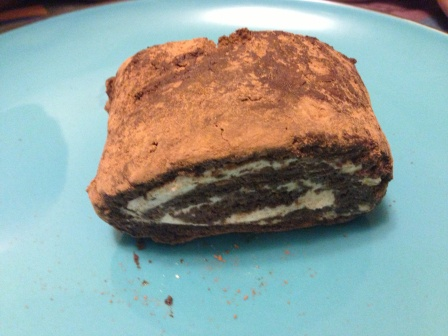 Delicious, Easy, Flour-less, Lighter-Than-Air Chocolate Roll