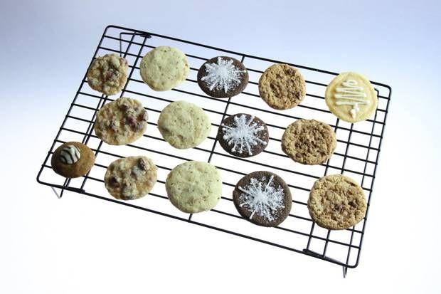 ... Maple Sugar Cookies, Crunchy Peanut Clusters, Buttered Rum Meltaways