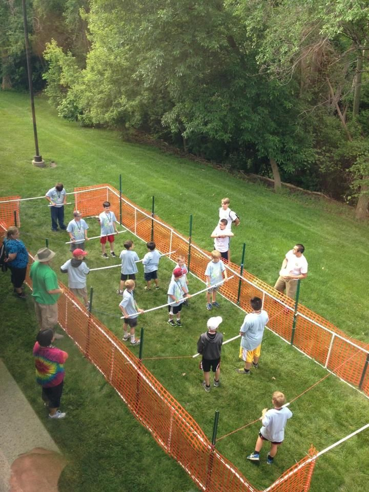 adult camp activities