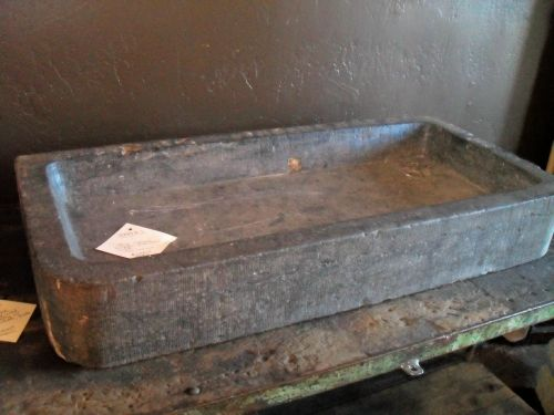 Vintage Trough Sink : ... post I pinned from calls it an antique Belgian bluestone trough sink