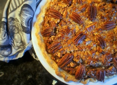 Sorghum & Bourbon Pecan Pie | Pie | Pinterest