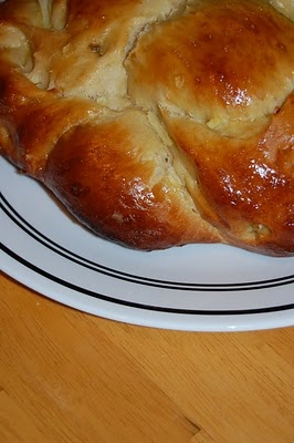 Apple Honey Challah | Food . . . yum! | Pinterest