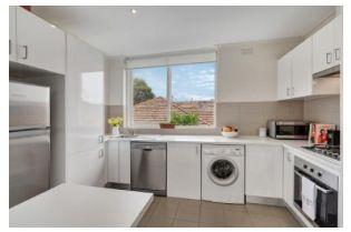 Kitchen With Washing Machine Design Home Pinterest
