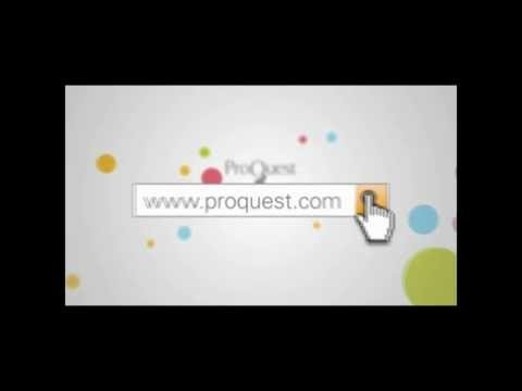 proquest dissertations & theses pdf database
