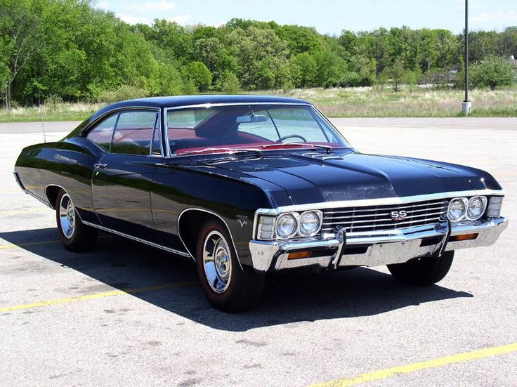 chevy impala ss 67 art work pinterest. Black Bedroom Furniture Sets. Home Design Ideas