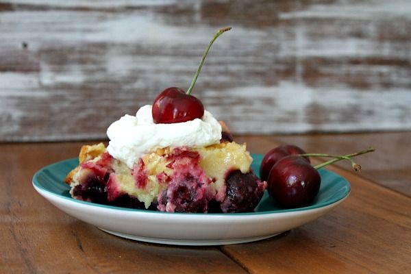 Easy Cherry Cobbler | Recipe