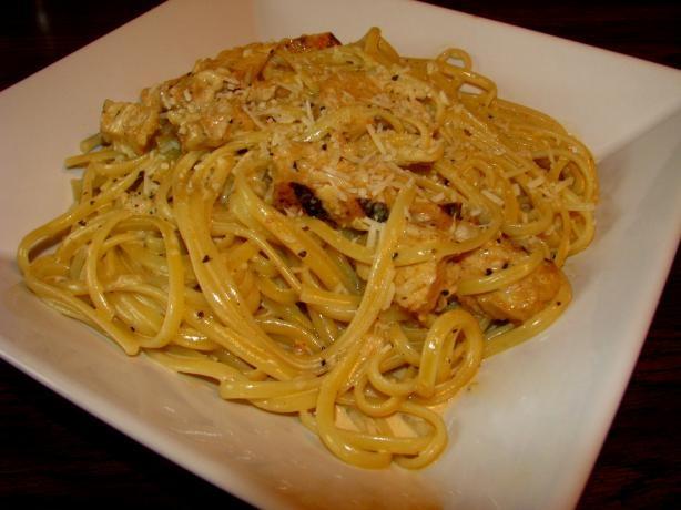 Creamy Cajun Chicken Pasta | Recipe