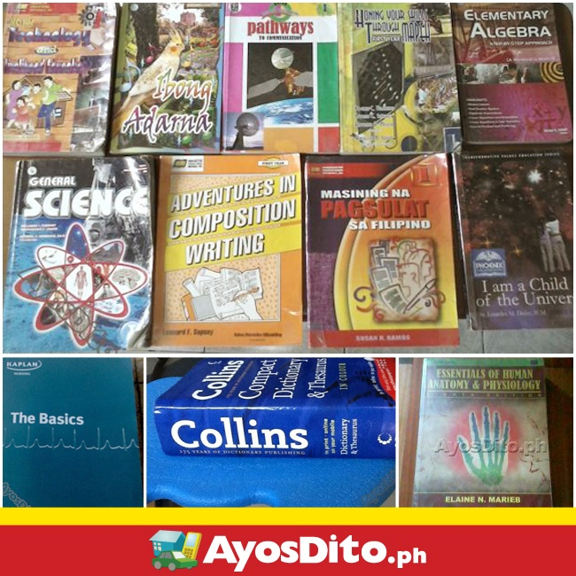 Gusto om ba ng extra pambaon, sell your pre-loved books online!: pinterest.com/pin/464855992758128148