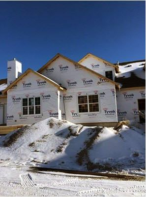 E And T Builders Kinsale Pin by Village Communities on Construction Photos (Your New Home)   P ...