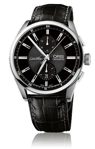 Oris Oscar Peterson Chronograph Limited Edition - 01 683 7644 4084-Set -