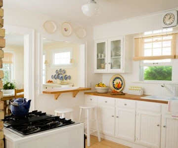 Open A Wall Open A Boxy Small Kitchen To The Rest Of The House Without A Major Remodel By