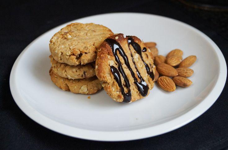 Vegan & Gluten-Free Florentines (almond Lace Cookies ...