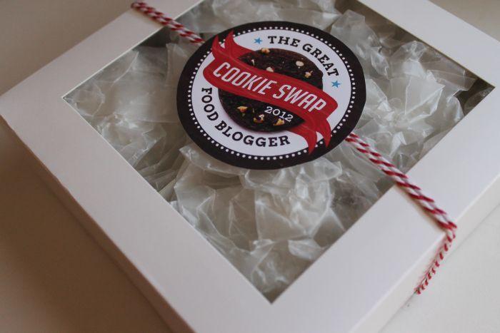 Dark Chocolate Orange Shortbread // The Great Food Blogger Cookie Swap ...