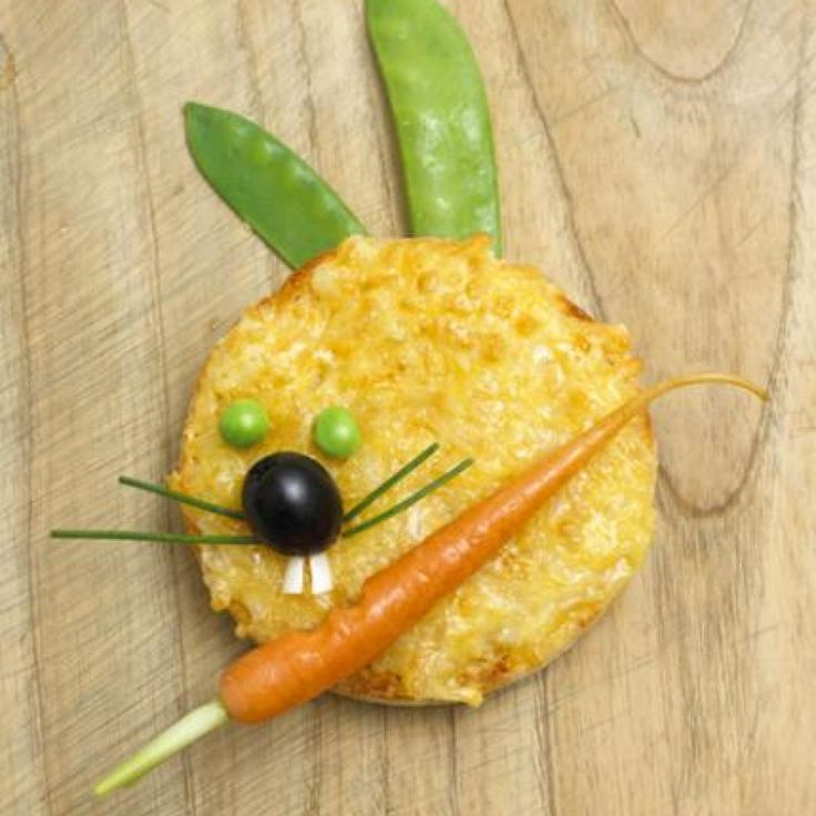 "Kid-Friendly Finger Food: Welsh ""Rabbits"""