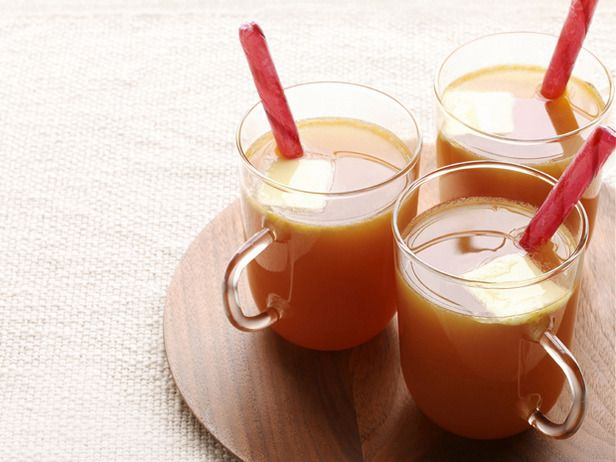 Hot Buttered Apple Cider with Rum! | FOODS | Pinterest