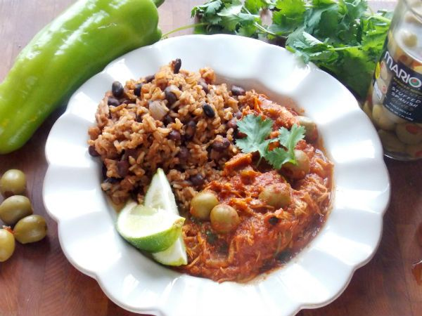 Ropa Vieja with Mario Olives YUM So good I love clean eating from My ...