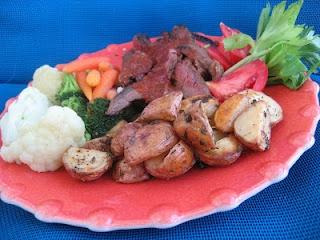 bloody mary flank steak | food | Pinterest