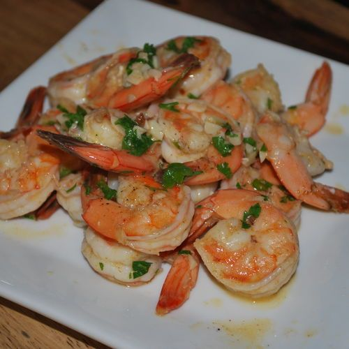 Shrimp with Garlic and Parsley ** | Grocery Gnome Recipes | Pinte ...