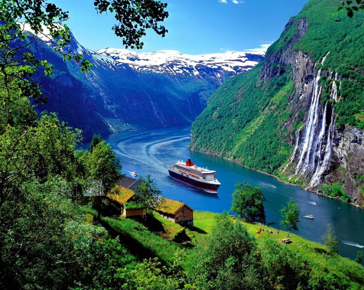 norway fjord european wallpapers - photo #41