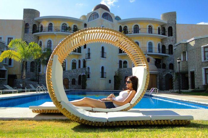 the coolest loungechair ever #design