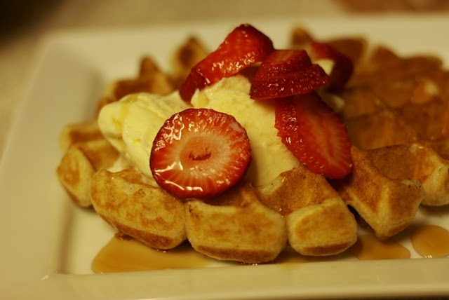 supposedly the best waffle batter ever. | Yummy! | Pinterest