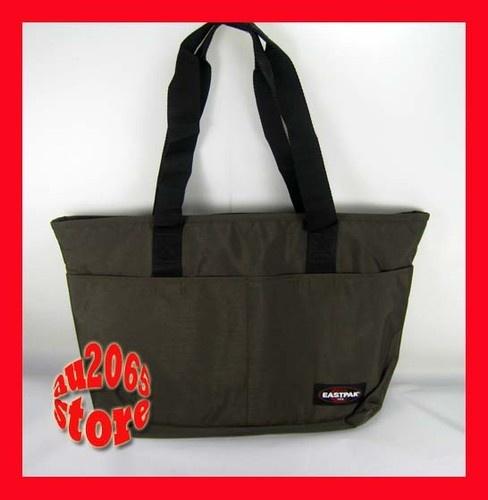 Eastpak Shopper Large L Shed Brown Tote Shoulder Bag | eBay