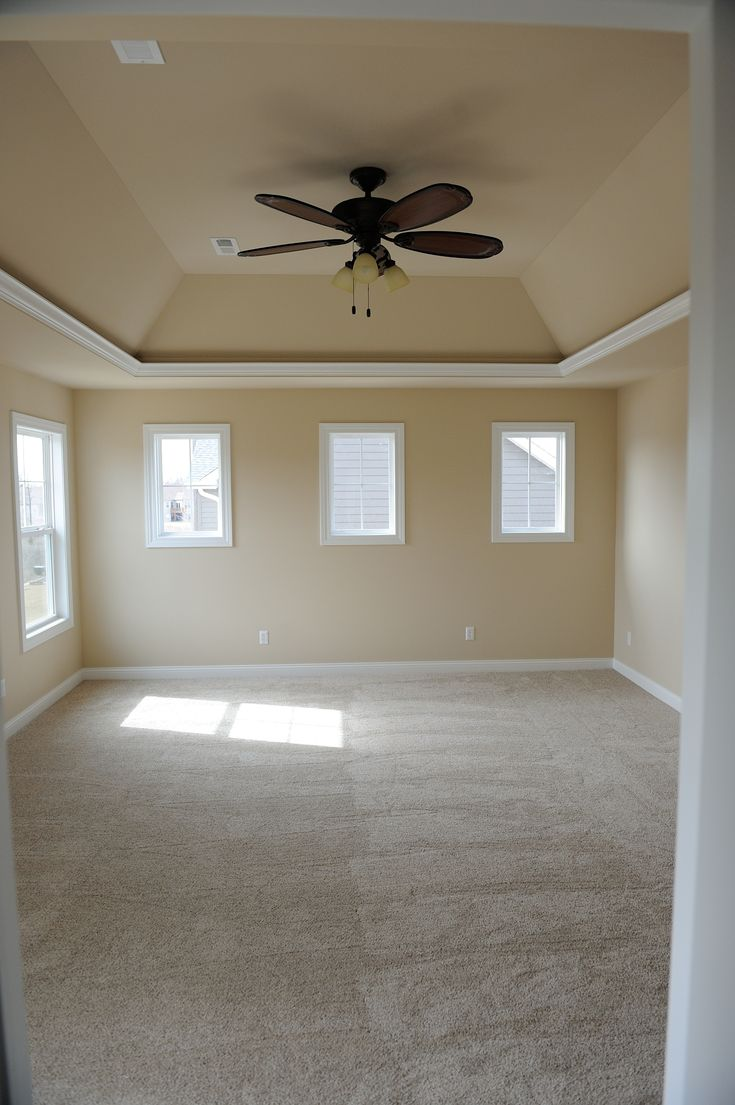 Trey Ceilings Master Bedroom Pinterest