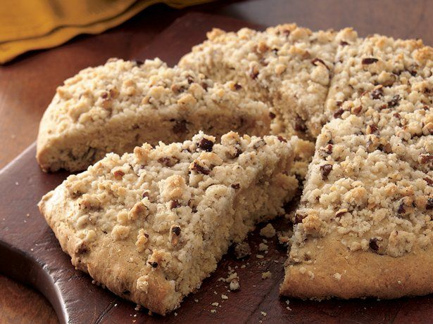 Maple-Nut Scones | Recipe