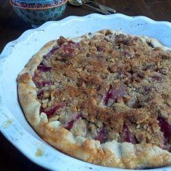 Pie + Crumble = ? Plum Dessert recipe | Bountiful basket produce idea ...