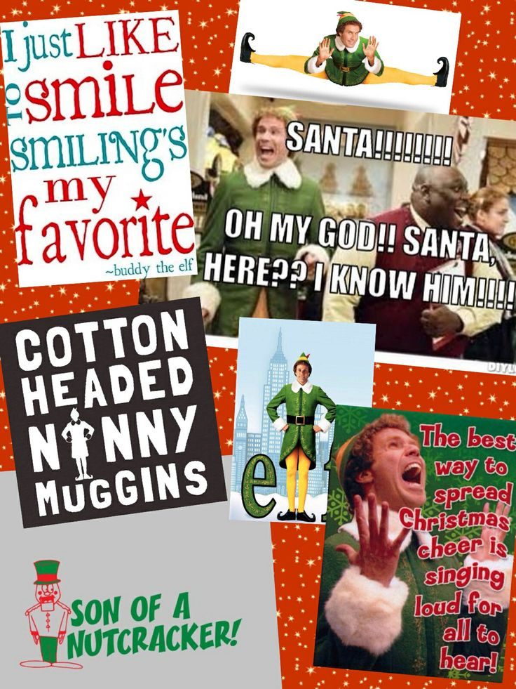quotes from the movie elf quotesgram