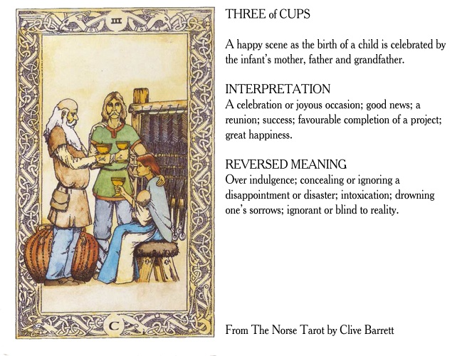 how to read norse tarot cards