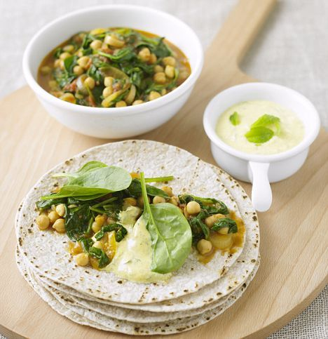 Shells With Roasted Cauliflower, Chickpeas, And Ricotta Recipes ...