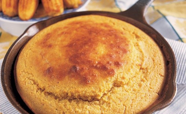 Southern-Style Skillet Cornbread by Anerica's Kitchen