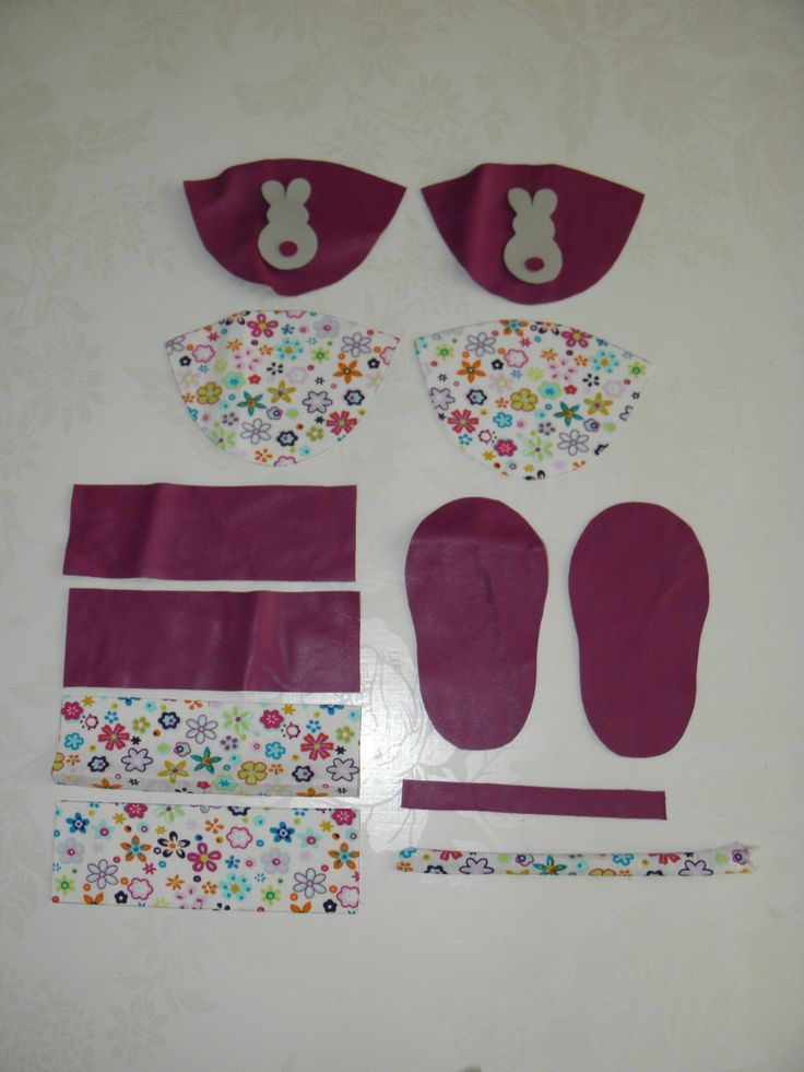 Tuto chaussons en cuir id es couture pinterest - Tuto chausson bebe couture ...
