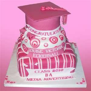 Graduation Cake Ideas For A Girl : Graduation girls cake Party Ideas Pinterest