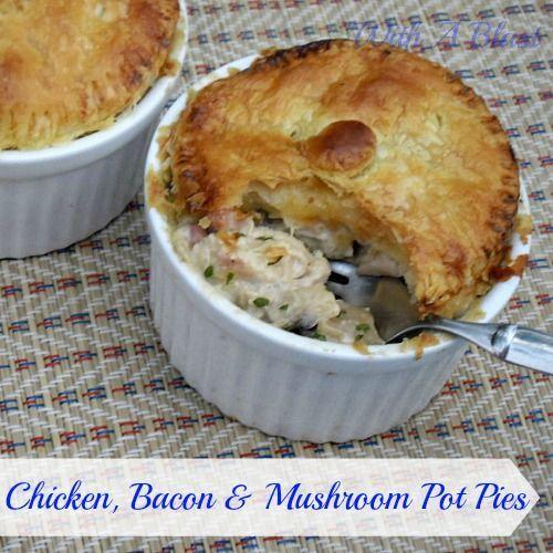 pie chicken mushroom and bacon pie recipes dishmaps 2013 bacon chicken ...