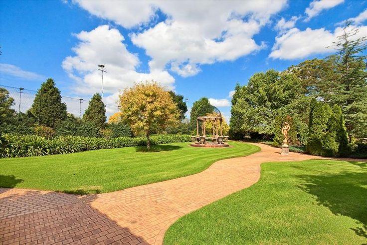 Big Back Yard Landscaping Ideas