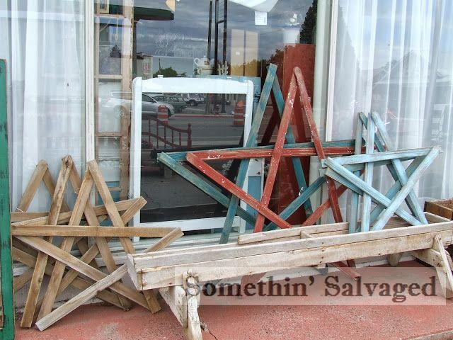 Somethin' Repurposed Salvaged Items