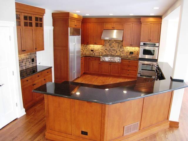 Kitchen prairie style dream home pinterest for Prairie style kitchen