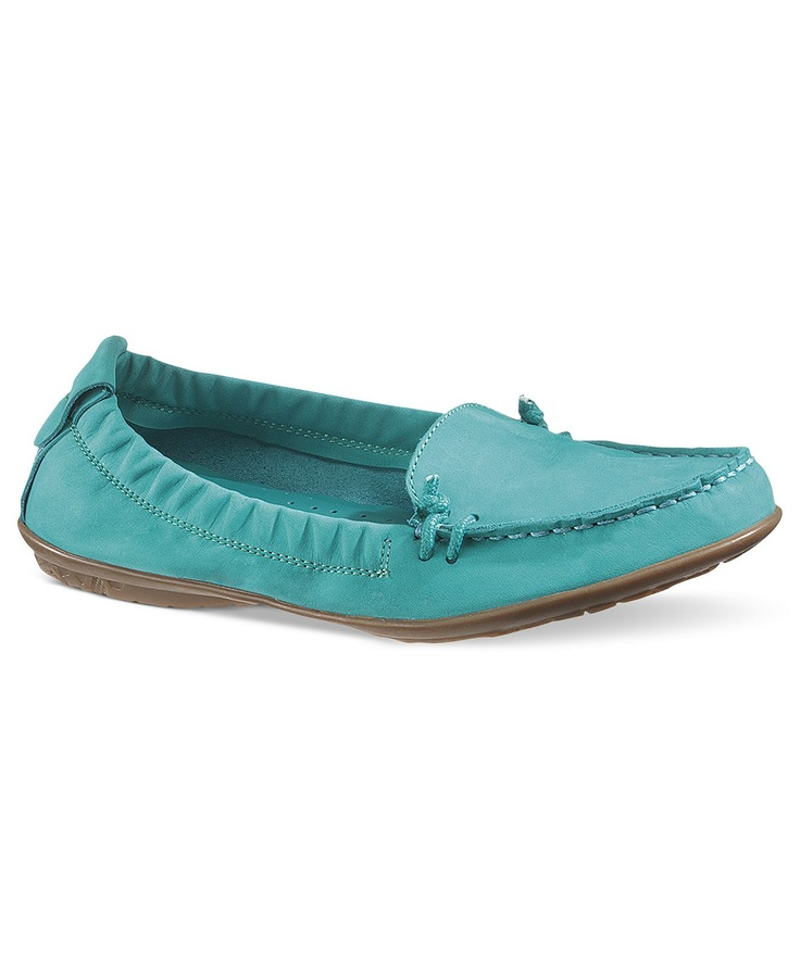 Hush Puppies Women's Shoes, Ceil Moc Flats - Hush Puppies - Shoes