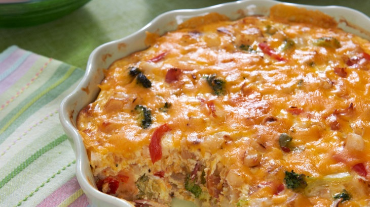 Easy Breakfast Casserole | Favorite Recipes | Pinterest