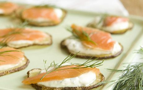 with smoked salmon and dill crème fraîche reddit 5 smoked salmon ...