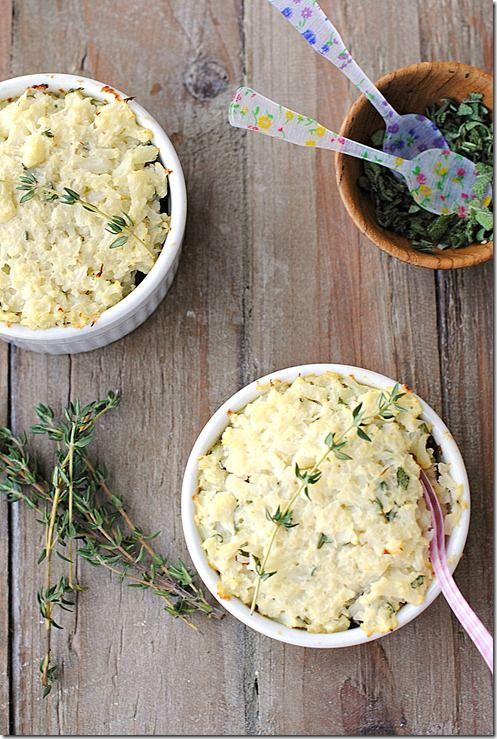 Lightened-Up Shepherd's Pie | What's for dinner? | Pinterest
