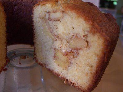Apple Cinnamon Bundt Cake | Breakfast and Brunch | Pinterest